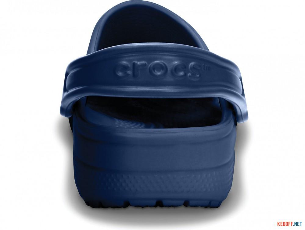 Сабо Crocs Classic 10001-410 (тёмно-синий) купить Киев