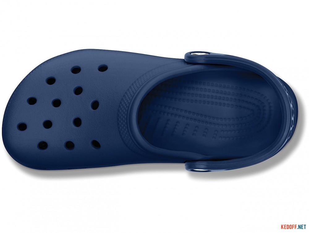 Сабо Crocs Classic 10001-410 (тёмно-синий) описание