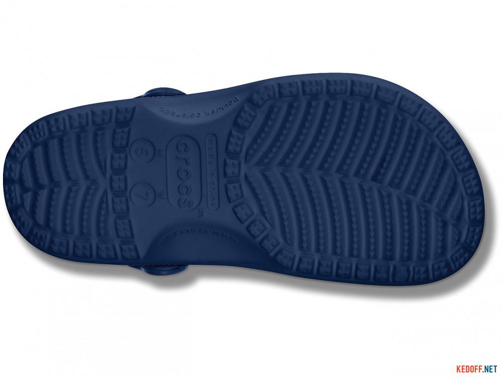 Цены на Сабо Crocs Classic 10001-410 (тёмно-синий)