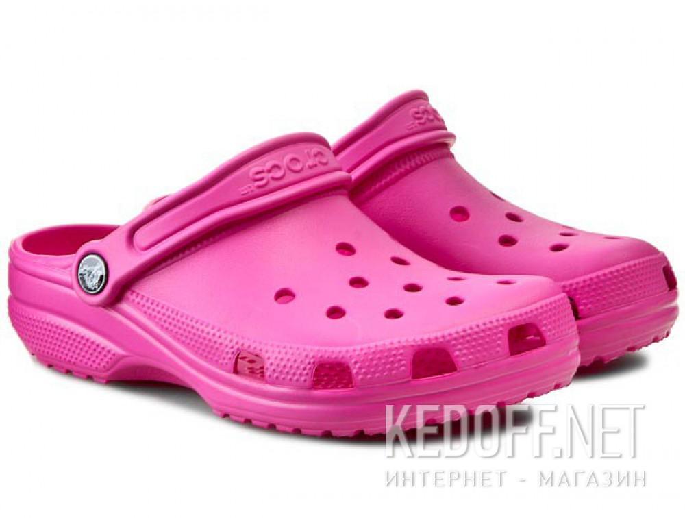 Сандалии Crocs Classic AKA Cayman 10001-6Lo унисекс   (малиновый/розовый) купить Украина