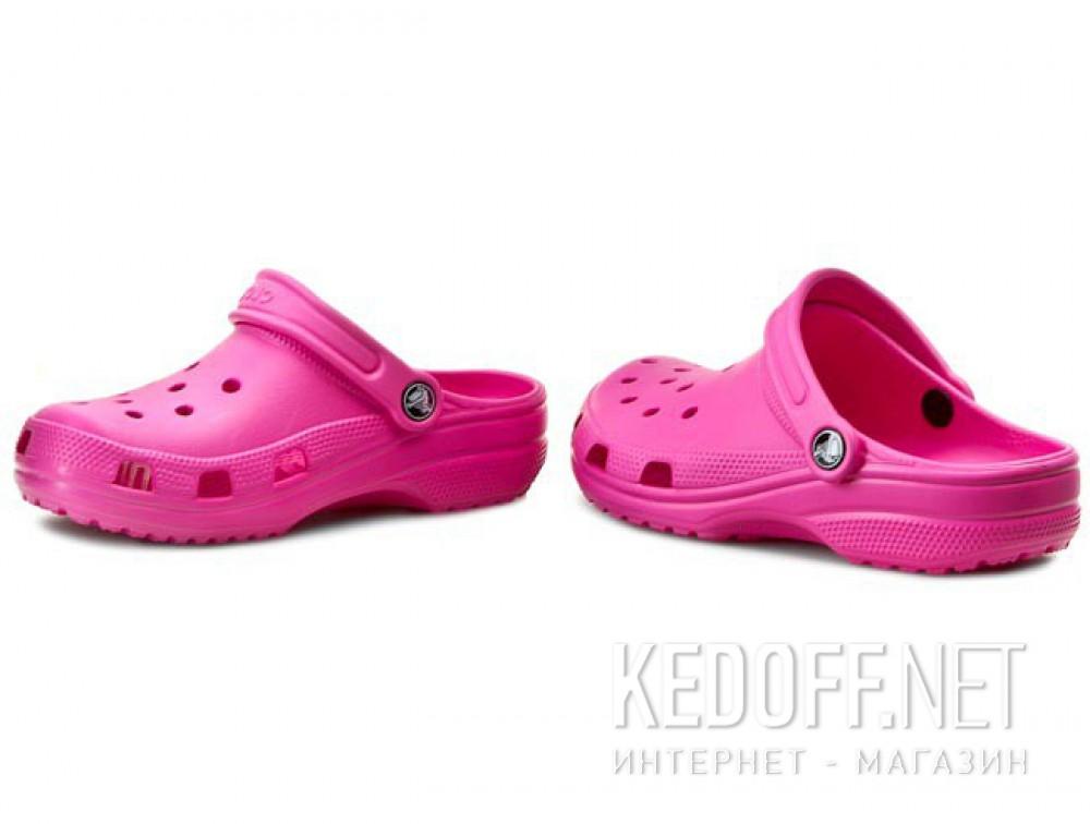 Сандалии Crocs Classic AKA Cayman 10001-6Lo унисекс   (малиновый/розовый) купить Киев