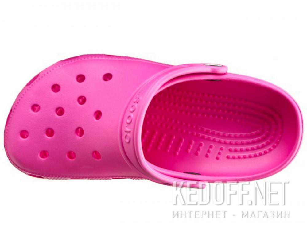 Сандалии Crocs Classic AKA Cayman 10001-6Lo унисекс   (малиновый/розовый) описание