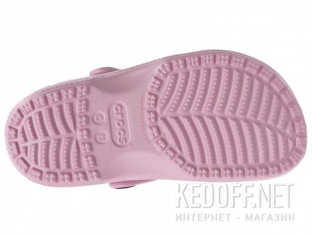 Цены на Тапочки для коралов Crocs Classic AKA Kids Cayman 10006 унисекс   (пудра/розовый)
