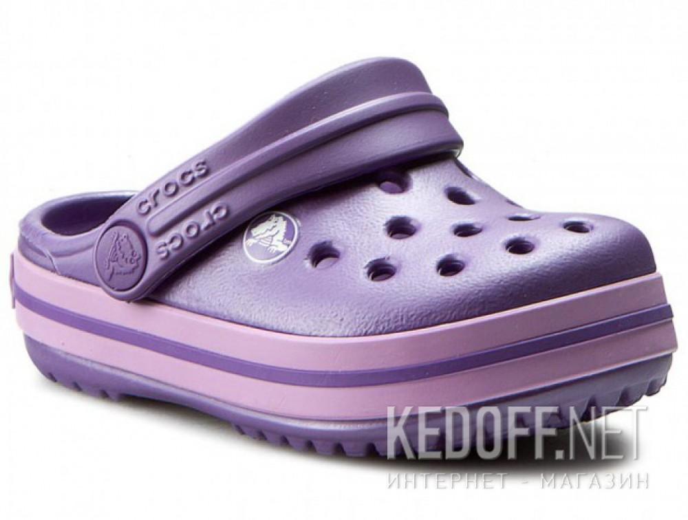 Купить Сандалии Crocs Crocband 10998-5N4 унисекс   (перламутровый/фиолетовый)