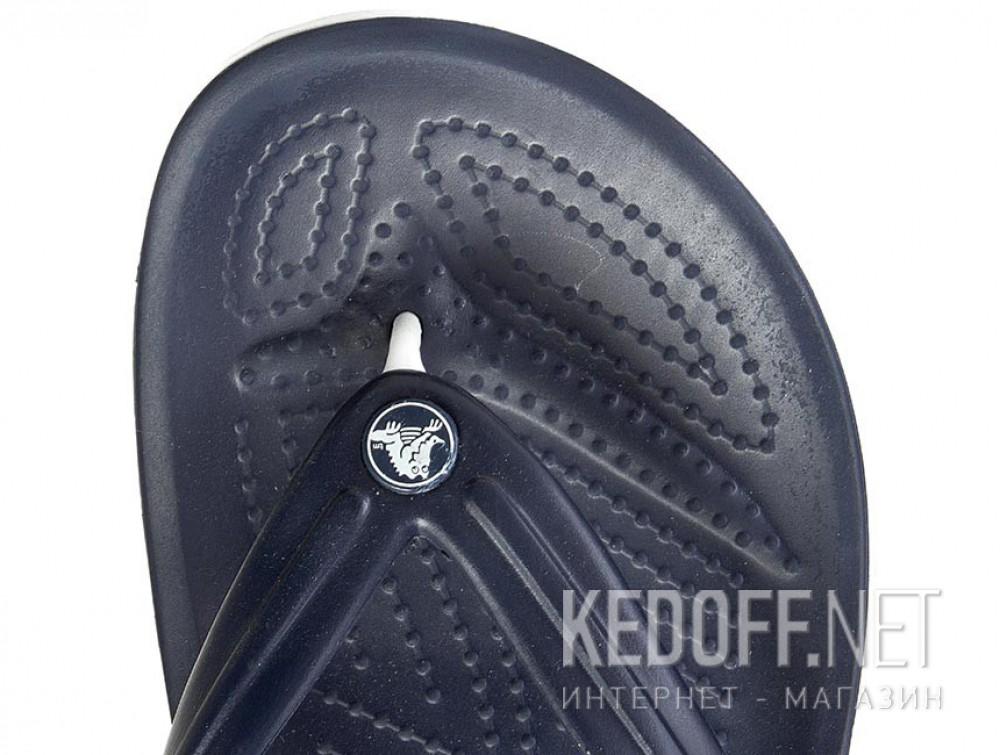 Цены на Вьетнамки Crocs Crocband Flip 11033-410 унисекс   (синий)