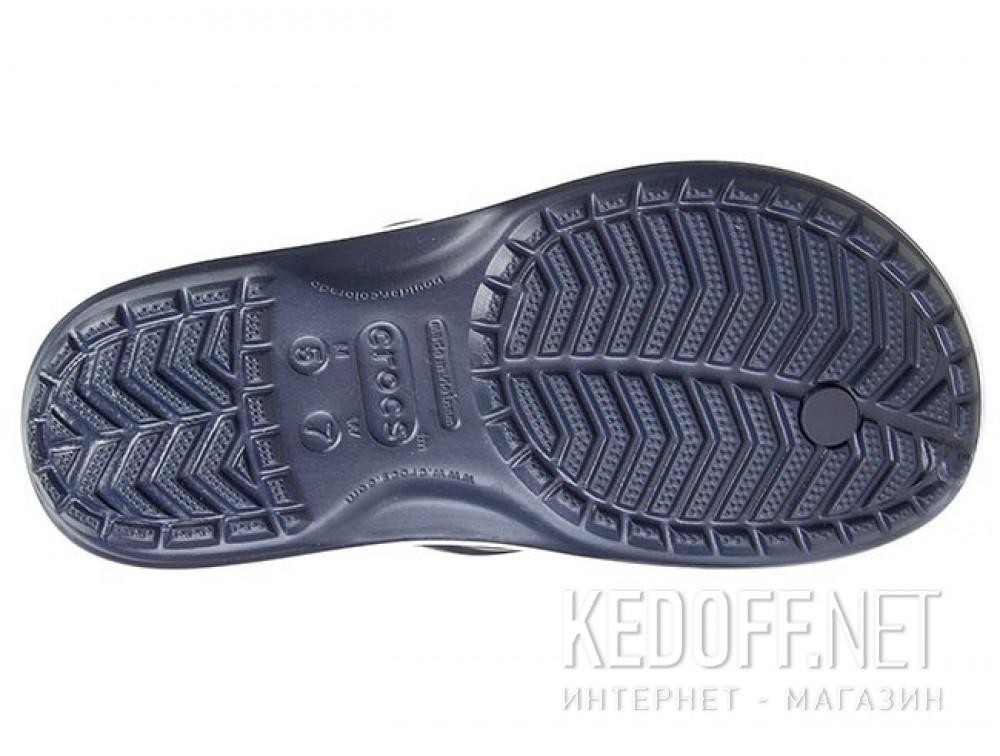 Вьетнамки Crocs Crocband Flip 11033-410 унисекс   (синий) все размеры