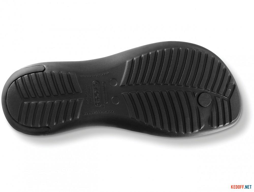 Доставка Сандалии Crocs Sexi Flip 11354-060    (чёрный)