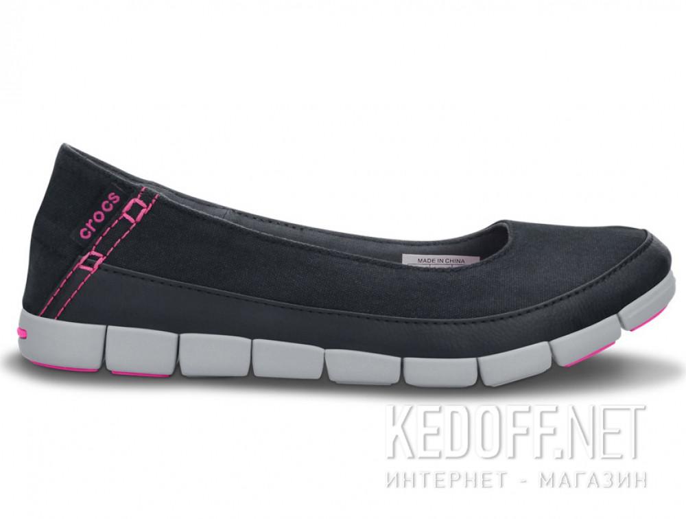 Crocs Stretch Sole Flat 15317-02G