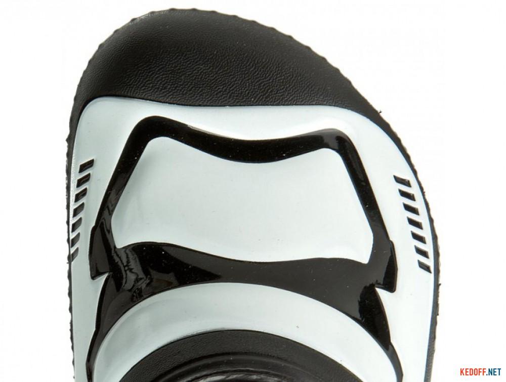 Сандалии Crocs CC Stormtrooper 203531-90H Star Wars унисекс   (чёрный/белый) купить Киев