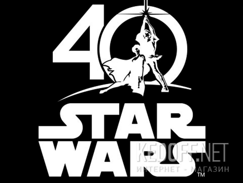 Сандалии Crocs CC Stormtrooper 203531-90H Star Wars унисекс   (чёрный/белый) все размеры