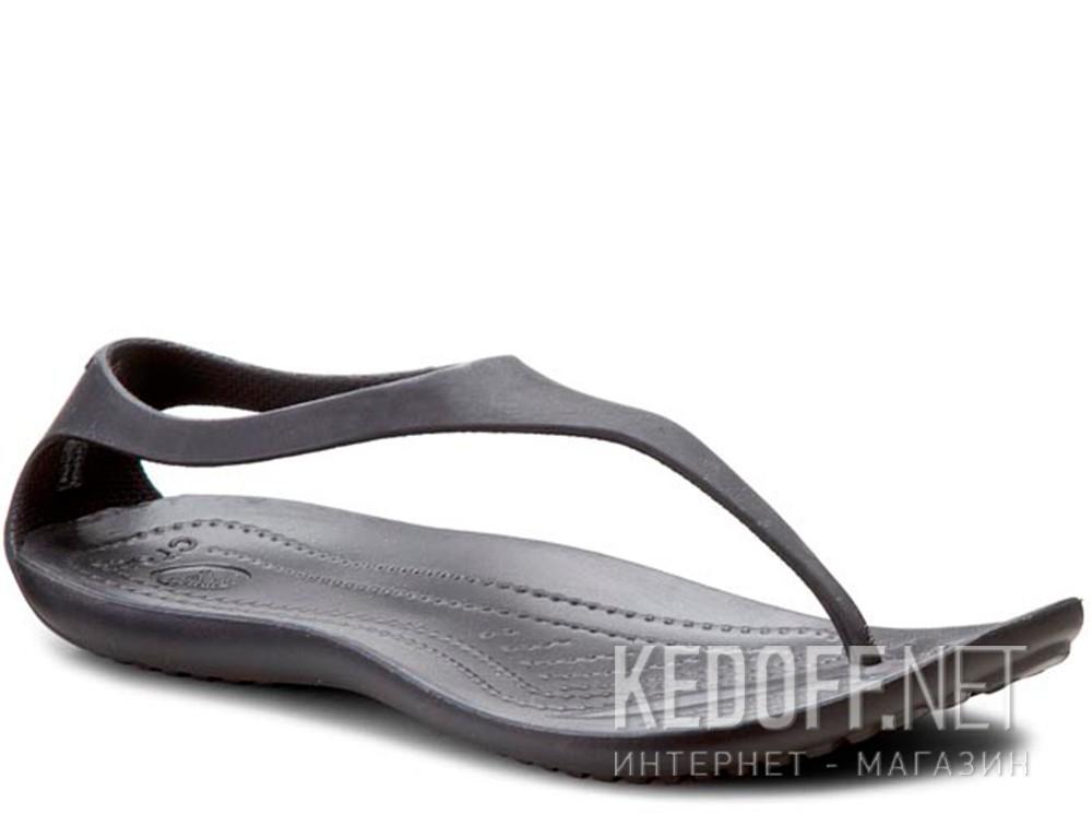 Сандалии Crocs Sexi Flip 11354-060    (чёрный) купить Украина