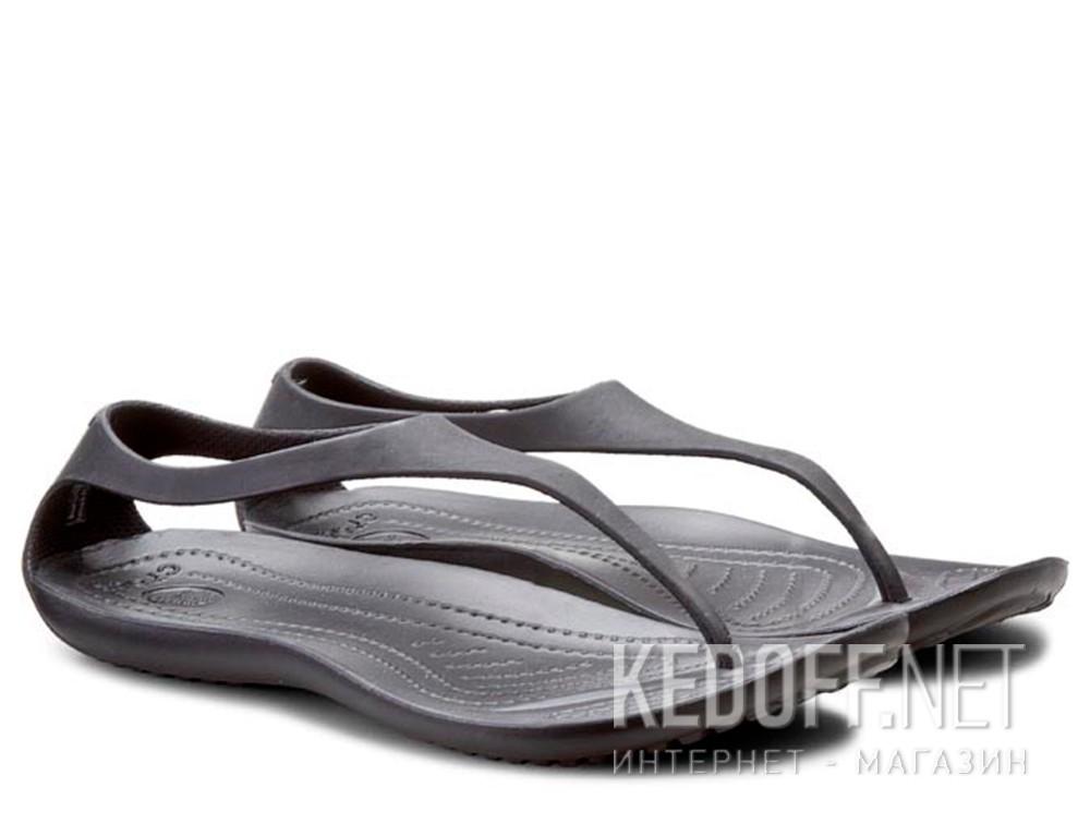 Сандалии Crocs Sexi Flip 11354-060    (чёрный) купить Киев