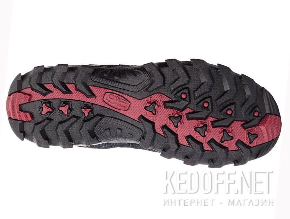 Демисезонные кроссовки CMP Rigel Low Trekking Shoes Wp 3Q13247-62BN купить Киев