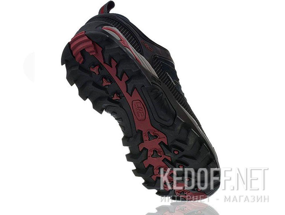 Оригинальные Демисезонные кроссовки CMP Rigel Low Trekking Shoes Wp 3Q13247-62BN