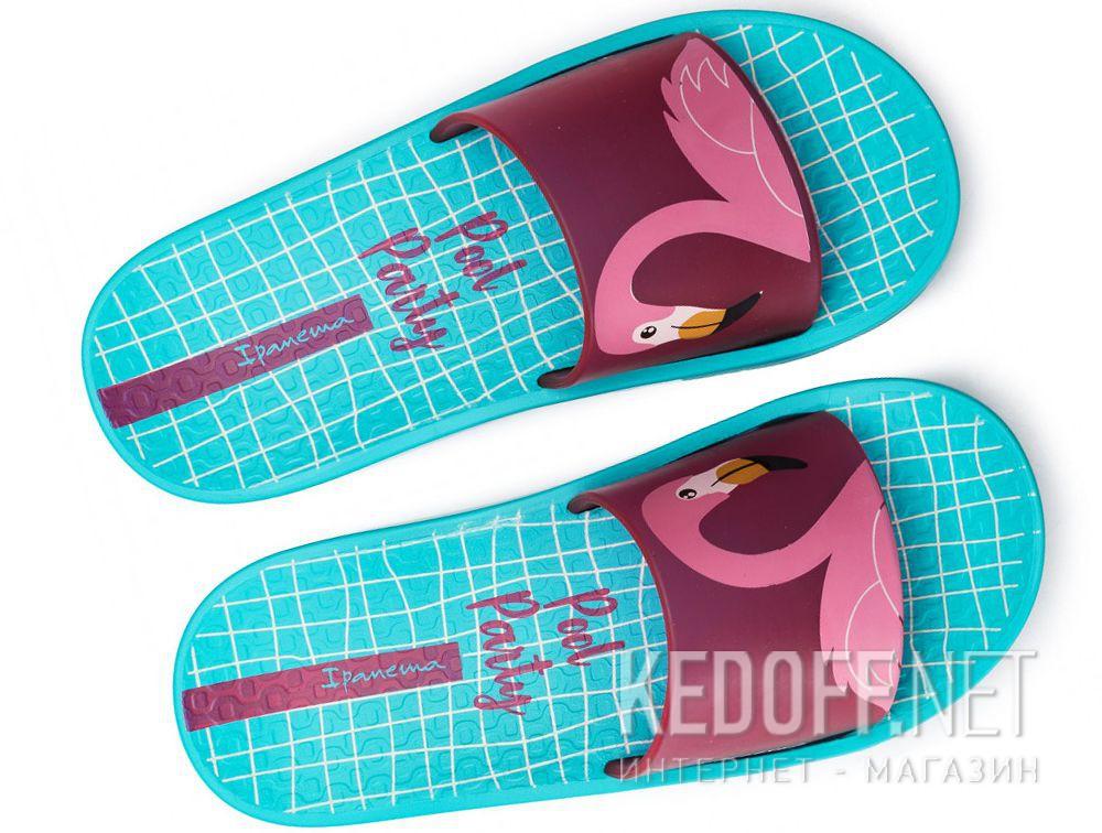 Оригинальные Детская пляжная обувь Ipanema Urban Slide 26325-22299