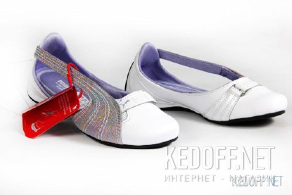 Add to cart Ballet flats Puma Espera III Iris Jr 303477 01 (grey/white)