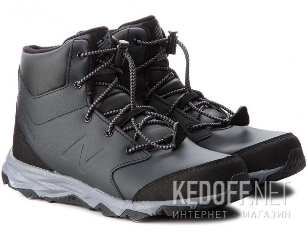 Ботинки New Balance KH800BKY Black купить Украина