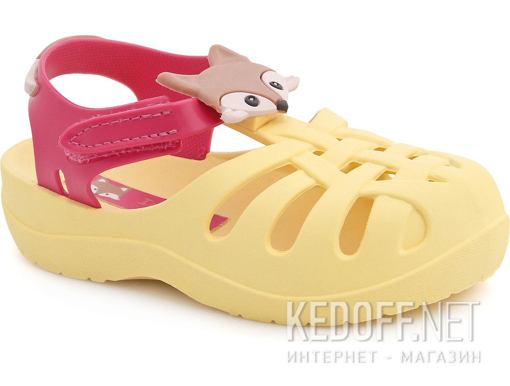 Пляжная обувь Rider 81720-22262 унисекс   (розовый/жёлтый) купить Украина