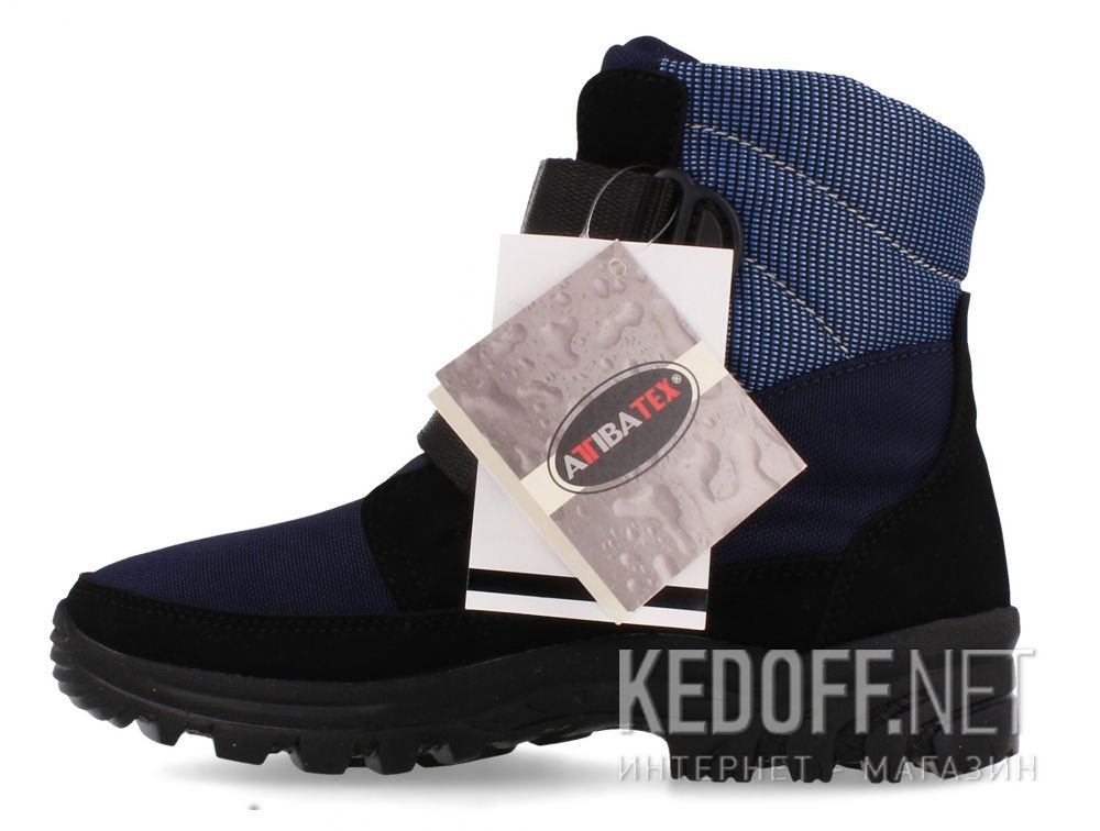 Ботиночки Forester Thermoflees 53610-89 Made in Europe купить Украина