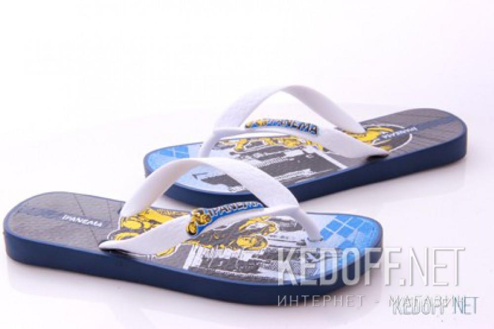 Оригинальные Детская обувь Rider 80633-20247 унисекс   (синий/белый)