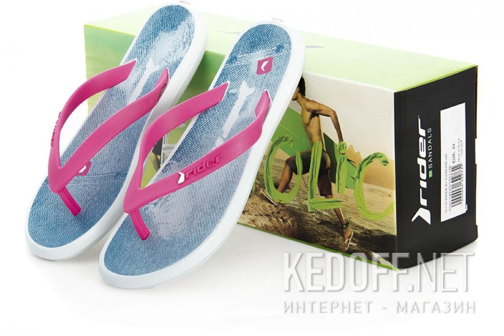 Детские вьетнамки Rider R1 Energy 81307-22184 (розовый/синий/белый) купить Украина