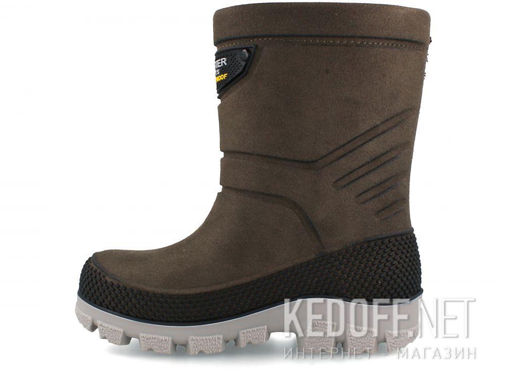Утеплённые сапоги Forester Waterproof 724104-17 купить Украина
