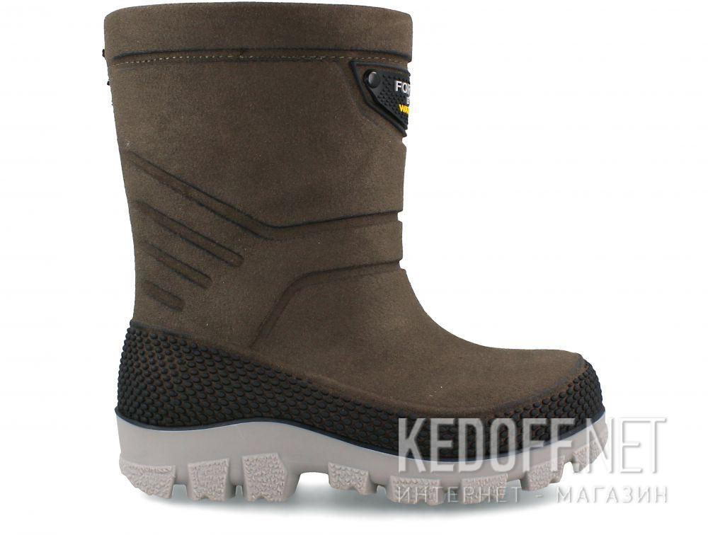Утеплённые сапоги Forester Waterproof 724104-17 купить Киев