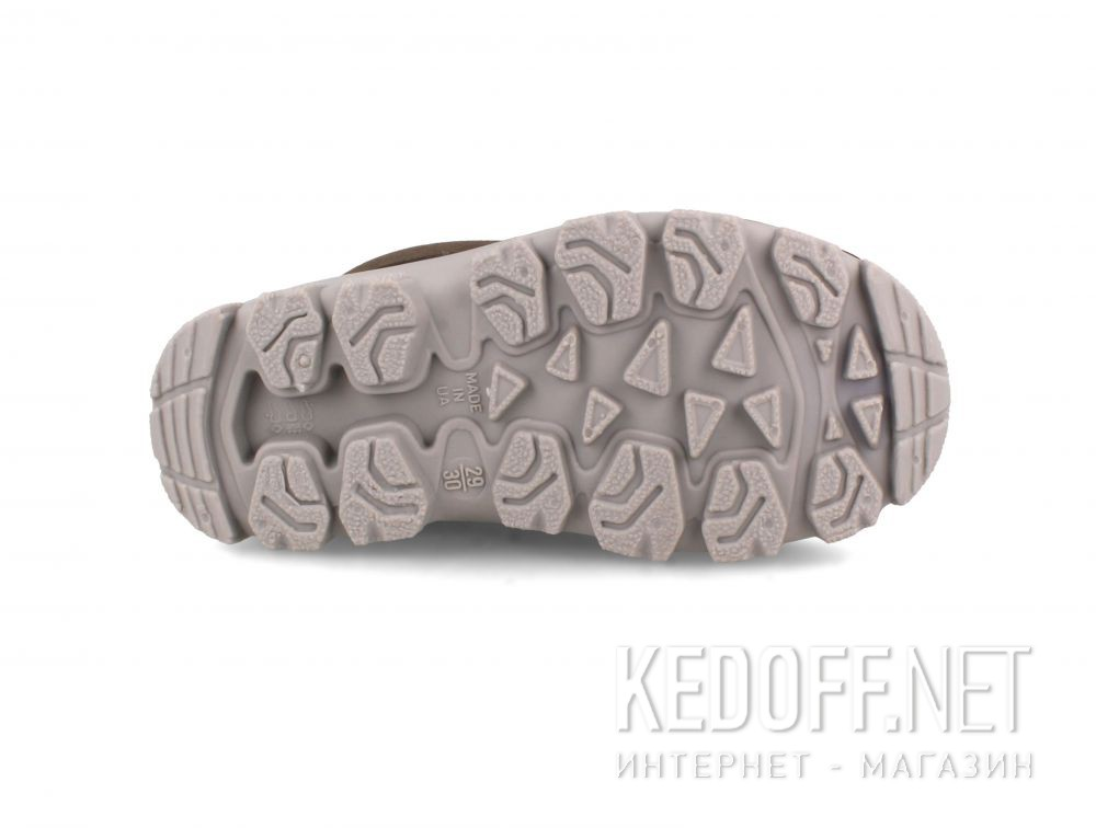 Утеплённые сапоги Forester Waterproof 724104-17 описание