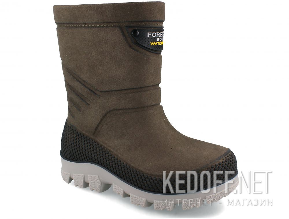 Купить Утеплённые сапоги Forester Waterproof 724104-17