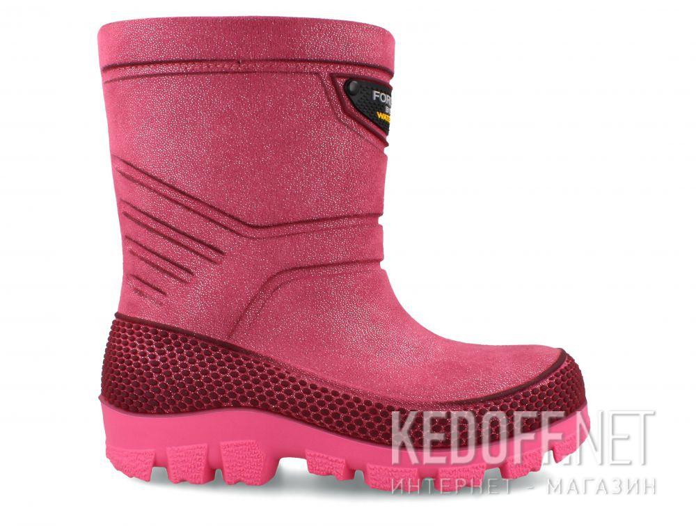 Детские зимние сапоги Forester Waterproof 724104-34 купить Киев