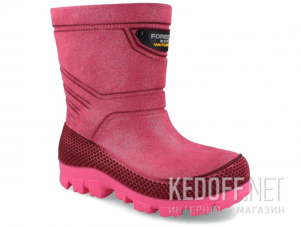 Купить Утеплённые сапоги Forester Waterproof 724104-34