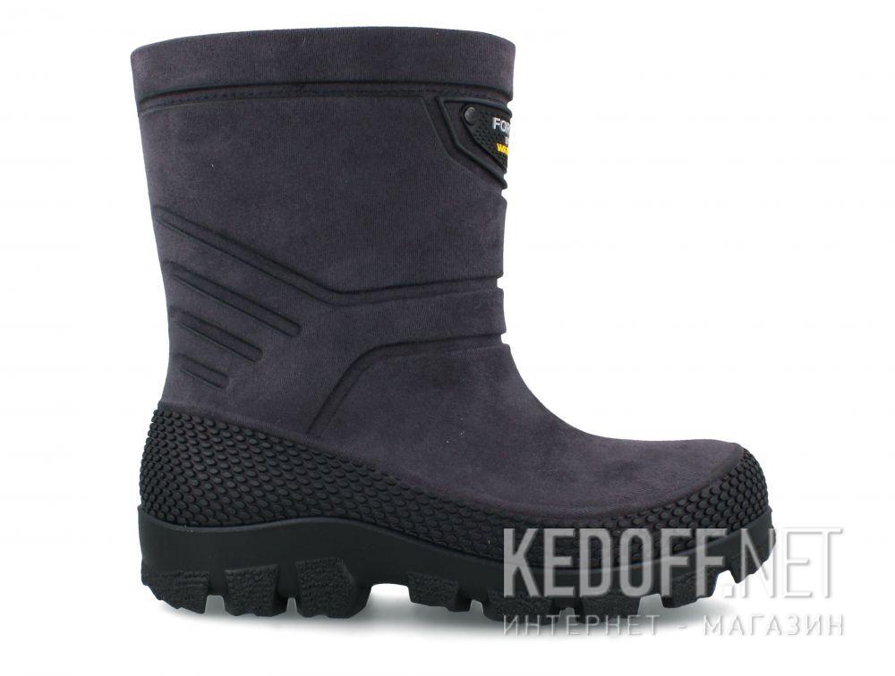 Детские зимние сапоги Forester Waterproof 724104-37 купить Украина
