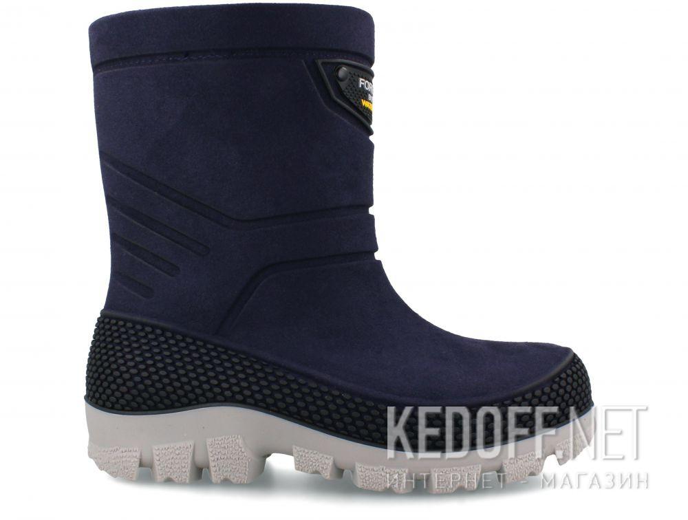 Детские зимние сапоги Forester Waterproof 724104-89 купить Украина