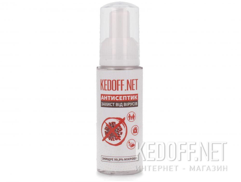 Купить Антисептик для рук KEDOFF 80 мл 202080 спрей с дозатором