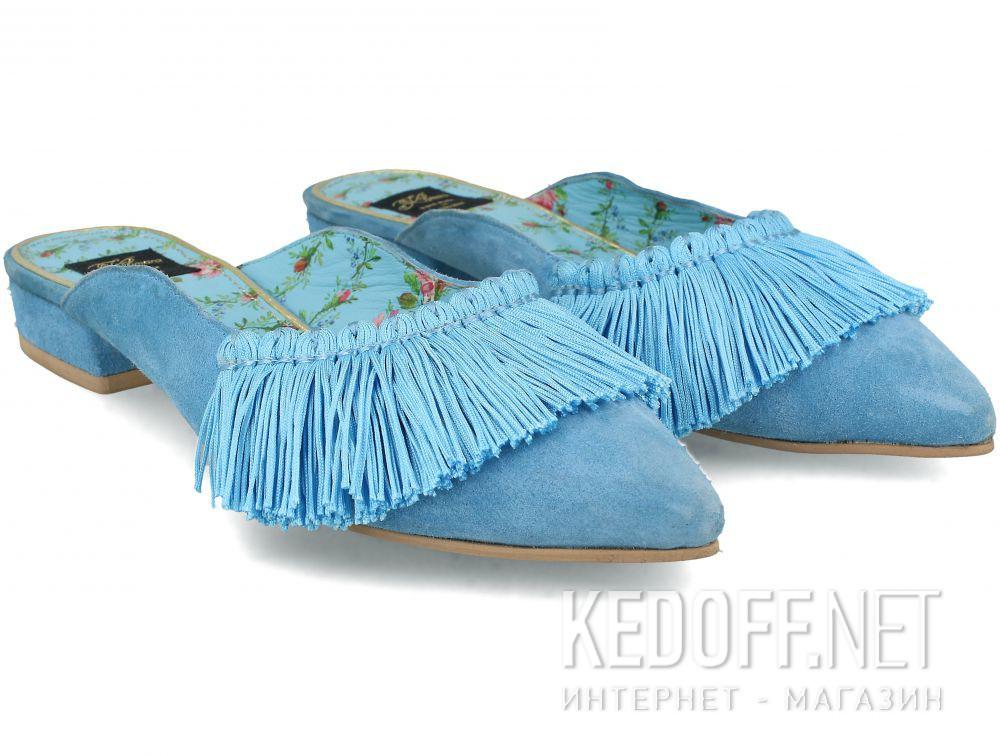 Дизайнерские мюли Khmara Design 9019-40 купить Украина