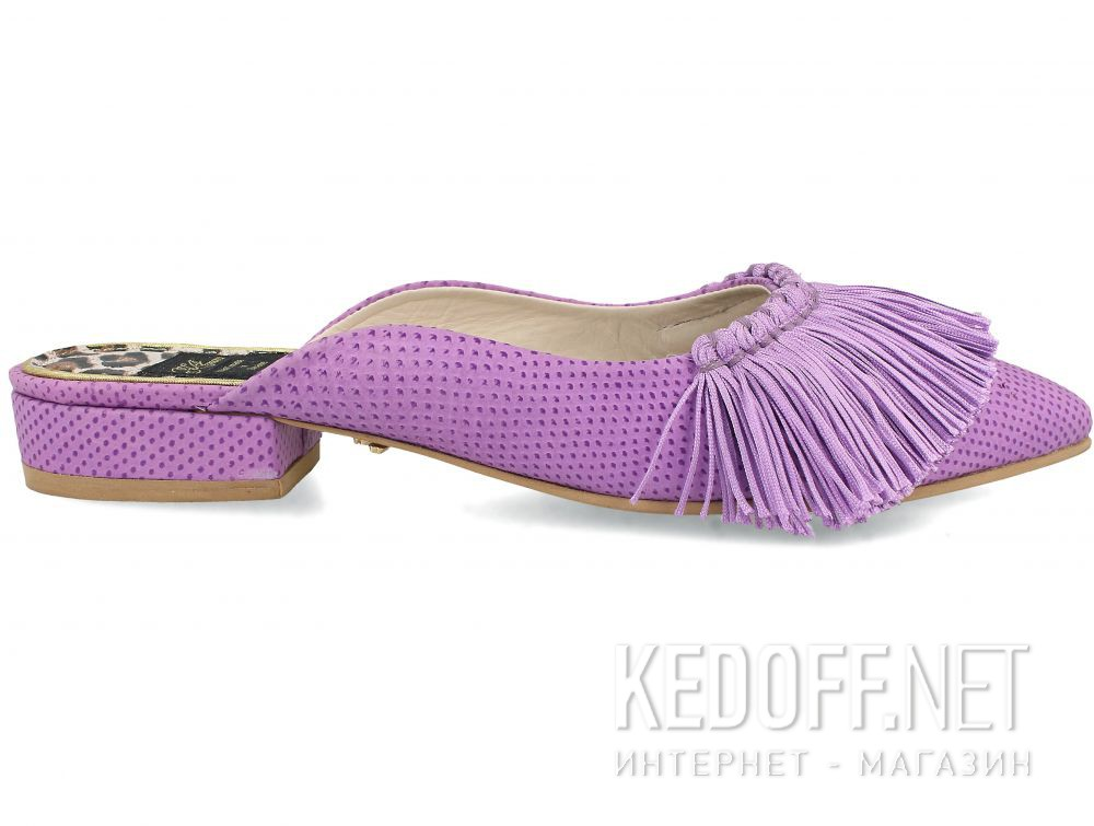 Дизайнерские мюли Khmara Design 9219-24 купить Киев