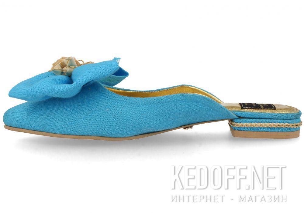 Дизайнерские мюли Khmara Design 8018-40 купить Киев