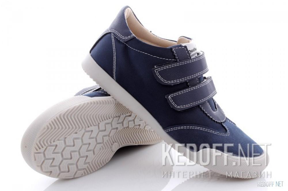 Туфли Dockers 214840-205071   (синий) купить Киев
