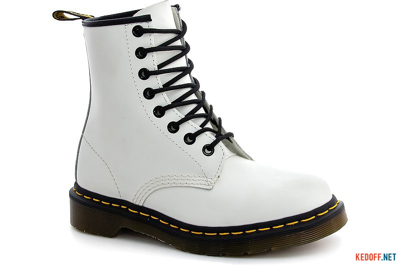 Boots Dr.White leather martens 1460-10072100