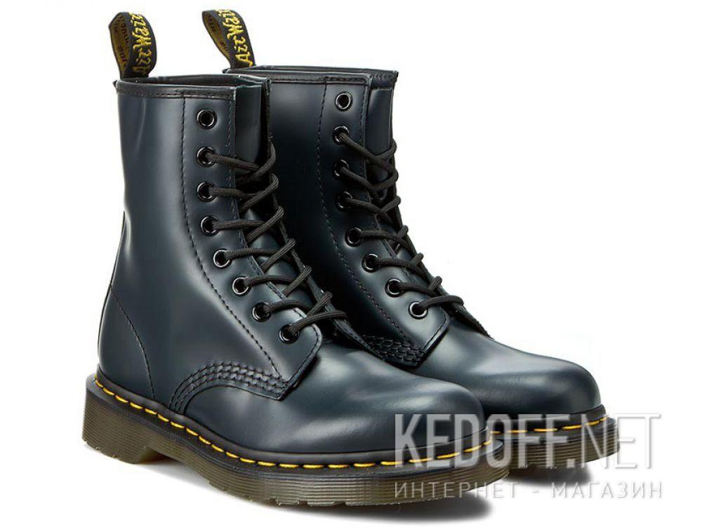 Shoes Dr. Martens Pascal Navy Smooth 1460-10072410 купить Украина