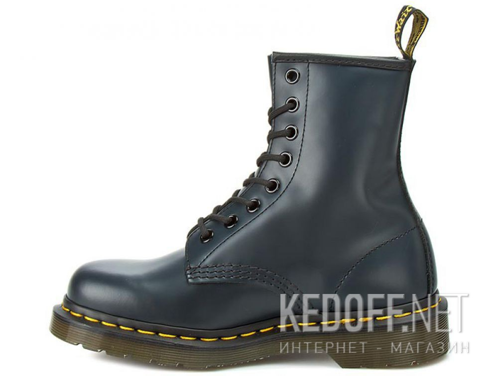 Ботинки Dr. Martens Pascal Navy Smooth 1460-10072410 в магазине ... 0e6c4d03224df