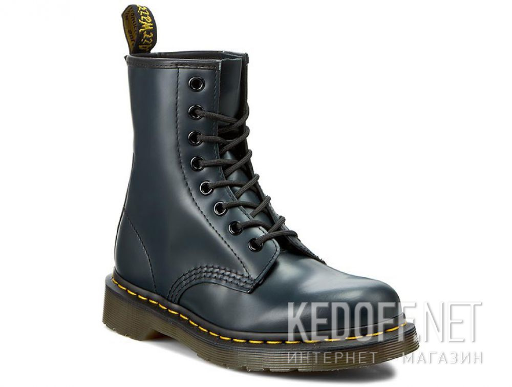88b7c41727d Shop Shoes Dr. Martens Pascal Navy Smooth 1460-10072410 at Kedoff.net - 5488