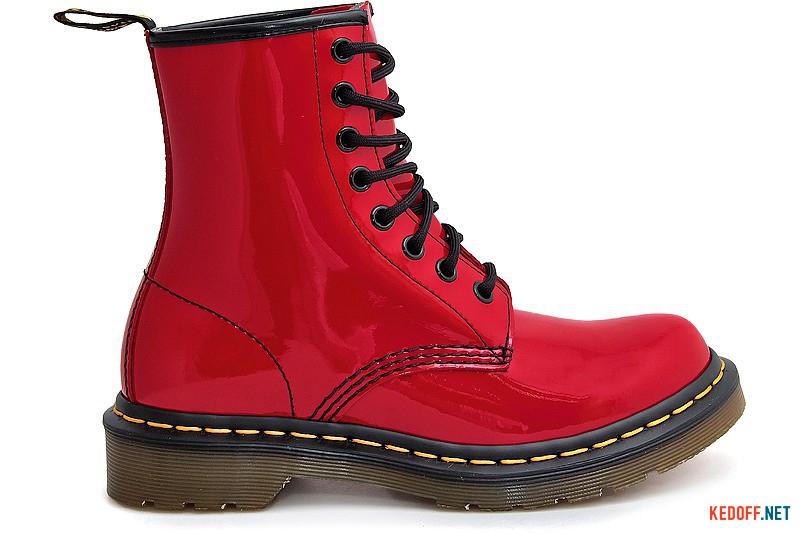 Берці Dr.Martens 1460-11821606 Червоні