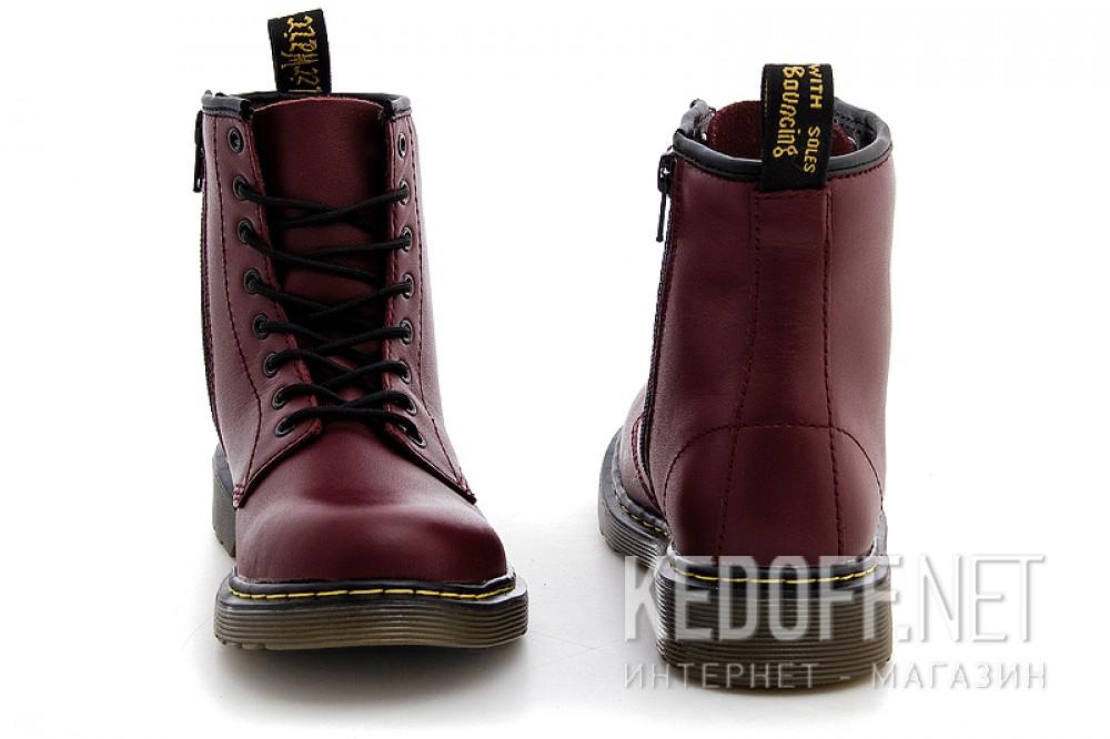 Оригинальные Ботинки Dr. Martens Pascal 1460-15382601 CHERRY RED SOFTY T