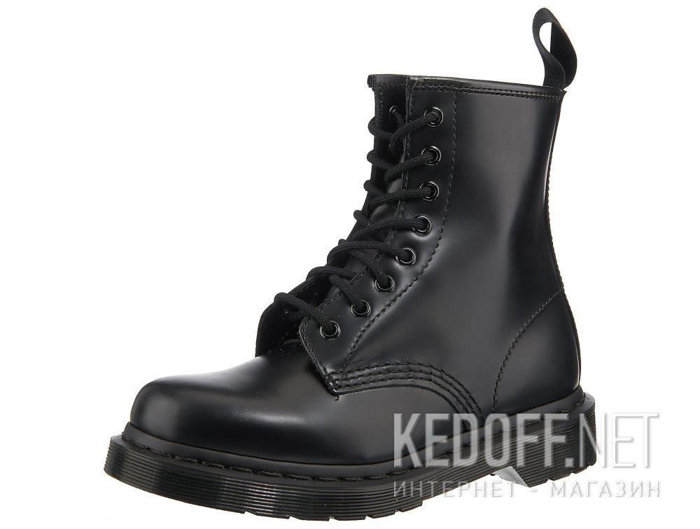 Ботинки Dr. Martens Mono-1450-14353001 Black купить Киев
