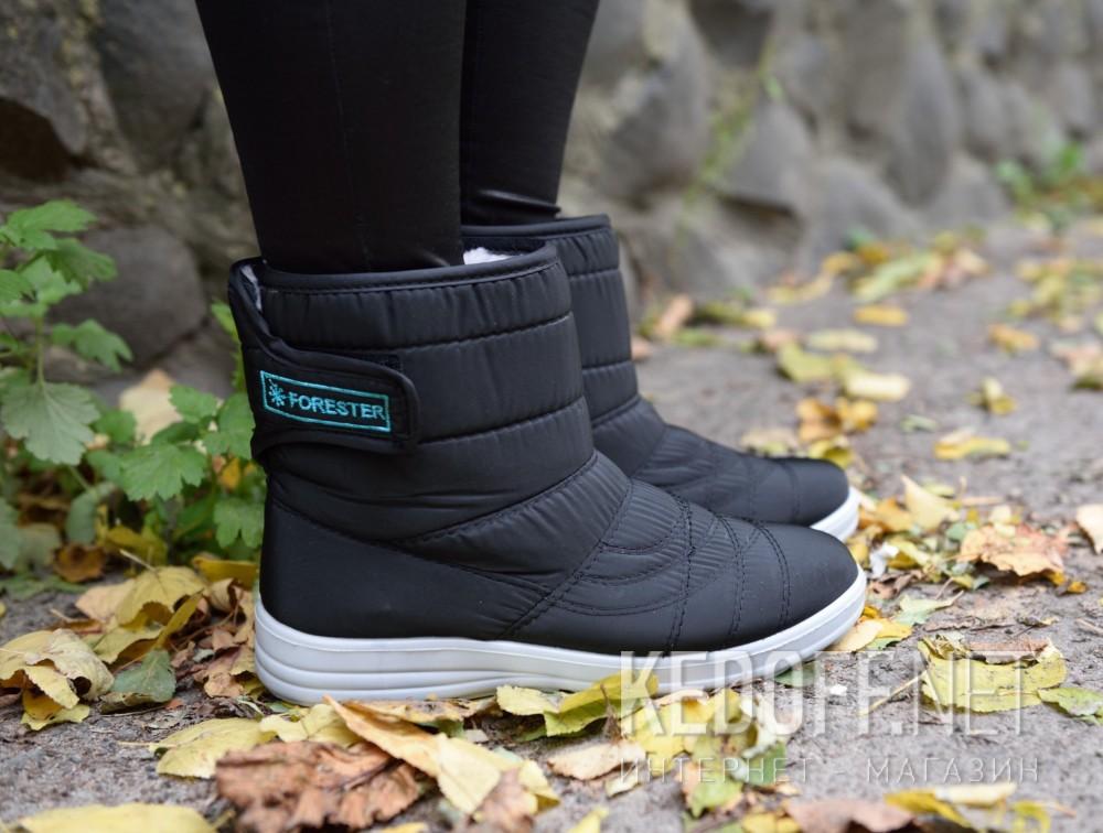 Дутики Forester ApreSki 26481-27   (чёрный) доставка по Украине