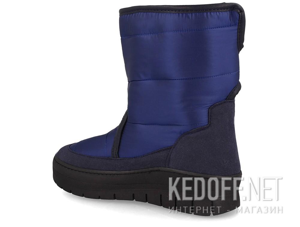 Snowboots Forester 701-289 Dark blue nylon