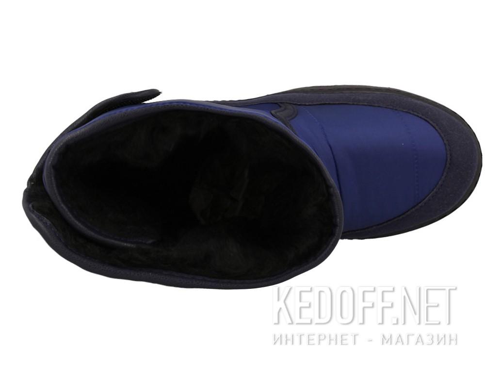 Дутики Forester 701-289 Тёмно-синий нейлон