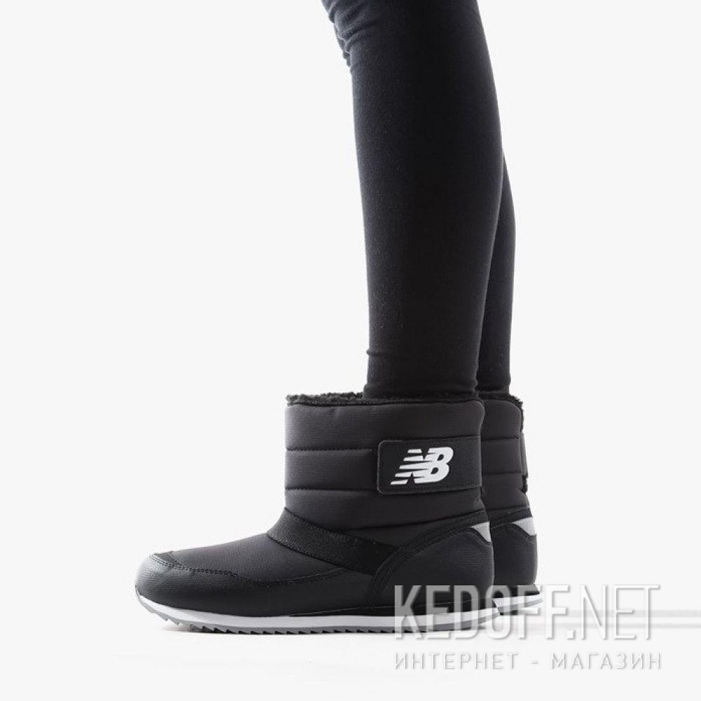 Дутики New Balance YO996BBK купить Киев