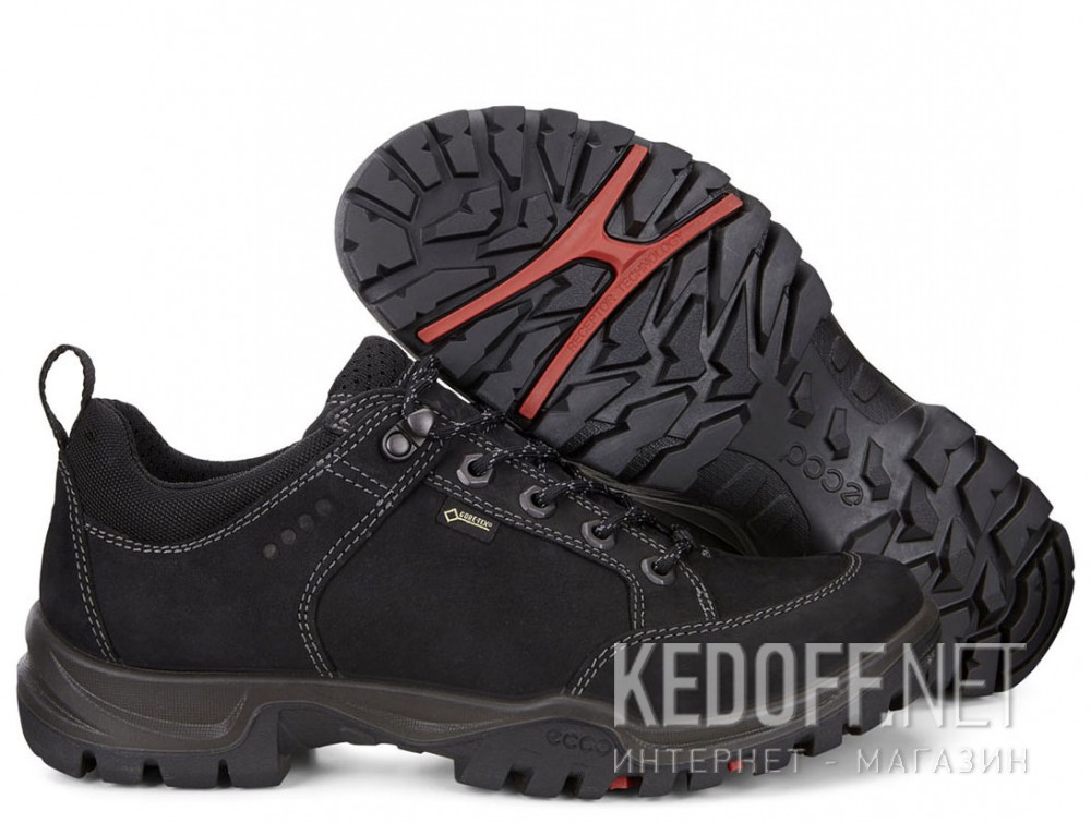 Цены на Мужские кроссовки Ecco Xpedition Gore-Tex 811254-02001   (чёрный)